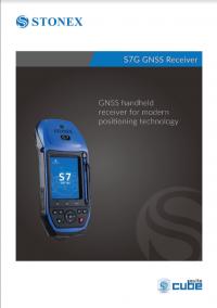 Geotools Europe GNSS Kft - Prospektus - Kezelési kézikönyv STONEX S7G EN