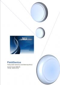 Geotools Europe GNSS Kft - Prospektus - Kezelési kézikönyv Field Genius felhasználói kézikönyv mérőállomásokhoz