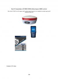Geotools Europe GNSS Kft - Prospektus - Kezelési kézikönyv STONEX SurvCE S900A GNSS vevővel HUN