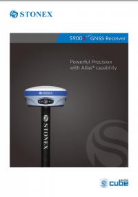 Geotools Europe GNSS Kft - Prospektus - Kezelési kézikönyv STONEX S900A NEW GNSS EN
