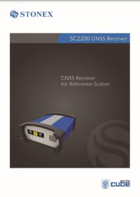Geotools Europe GNSS Kft - Prospektus - Kezelési kézikönyv STONEX SC2200 GNSS Reference Station EN